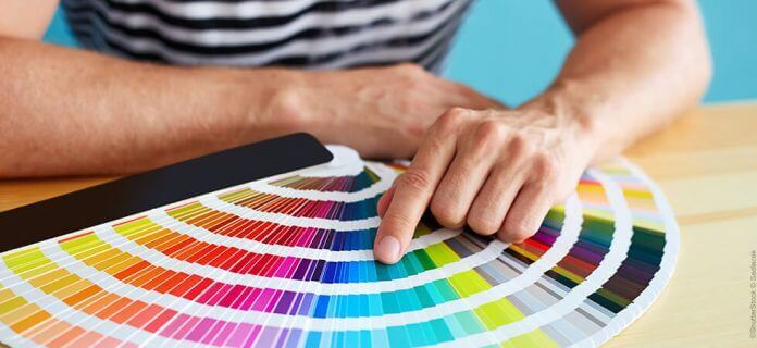 Saiba aonde aplicar as cores no seu espaço
