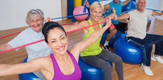 Modelos de aulas de Pilates