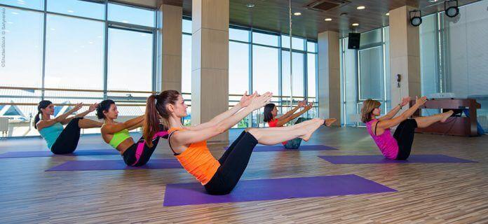 Divulgando o Estúdio de Pilates