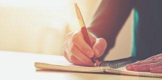 Escreva uma carta para você mesmo