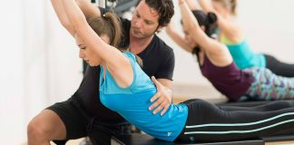 Projeto online ajuda instrutores de Pilates