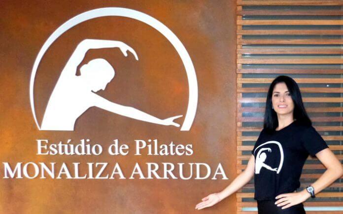 Case Pilates: Monaliza Arruda