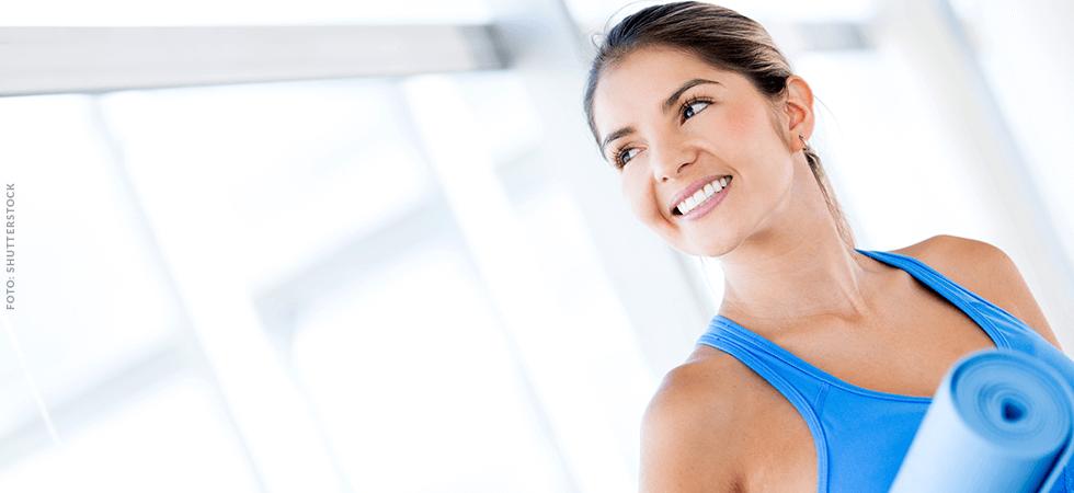 Pilates para a melhora do estresse