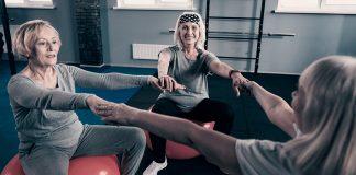 Mais coordenação e equilíbrio com Pilates