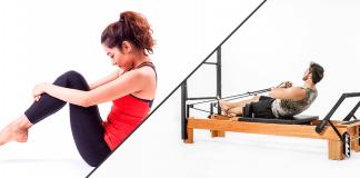 Pilates – solo ou com equipamentos?