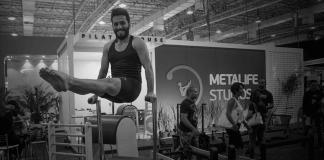 Pilates para homens que praticam lutas