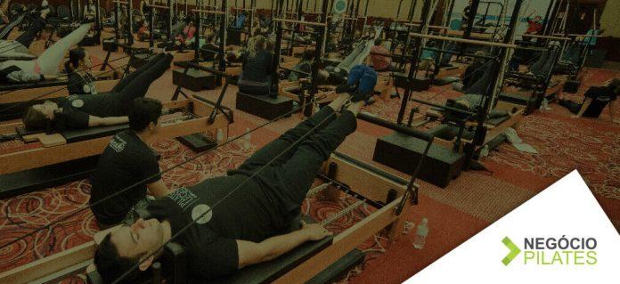Como aproveitar a participação em um evento de Pilates