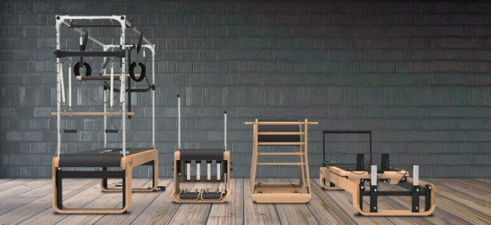 Pilates também é design e performance