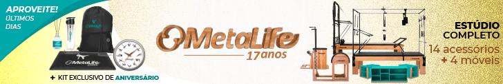 17 anos MetaLife - Realizando Sonhos! Últimos dias