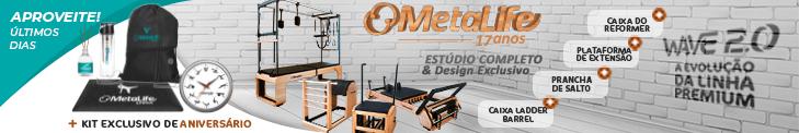 17 anos MetaLife - WAVE 2.0 a evolução da linha premium últimos dias